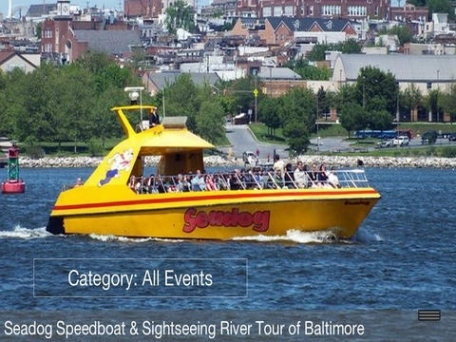 50% Off Baltimore Shows, Events, Attractions, & Sports Guide Plus by Wonderiffic ™