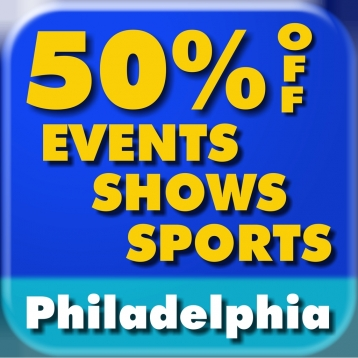 50% Off Philadelphia Events, Attractions, & Sports Guide by Wonderiffic ™