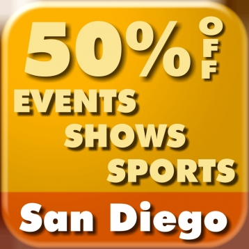 50% Off San Diego Shows, Events, Attractions, & Sports Guide by Wonderiffic ™
