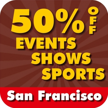 50% Off San Francisco Events, Shows & Sports Guide by Wonderiffic ™