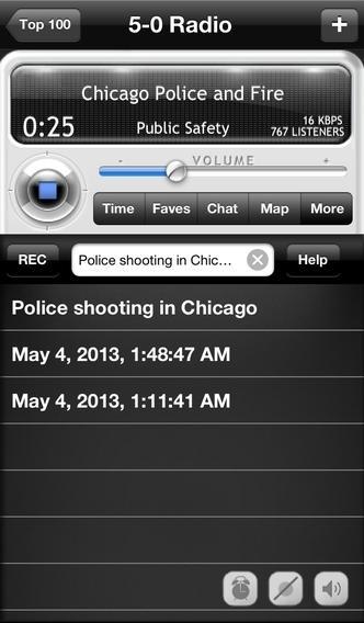 5-0 Radio Police Scanner Lite (Free)
