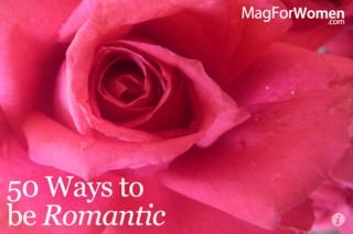 50 Ways To Be Romantic