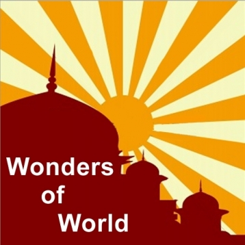 50 Wonders of World