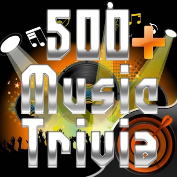 500+ Music Trivia