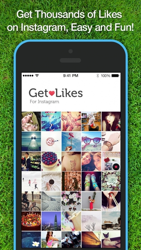 5000 Likes Pro - Get 5000 free Likes for Instagram