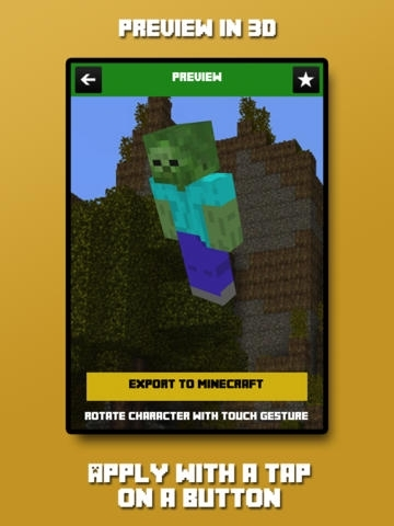 50,000+ Mob Skins for Minecraft