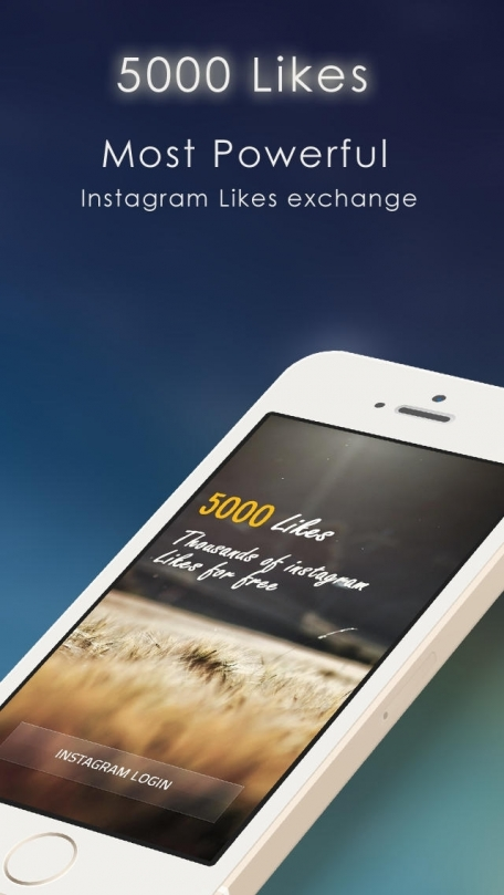 5000Likes PRO - Get 1000's of Free Likes and Followers For Instagram