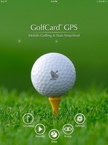 GolfCard GPS+