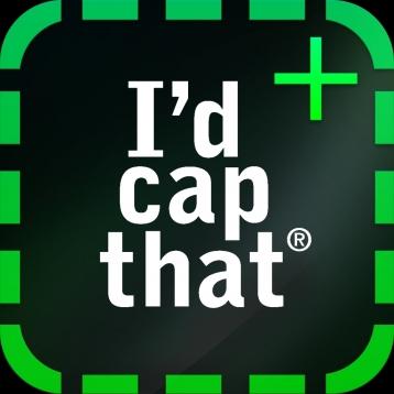 I\'d Cap That®+