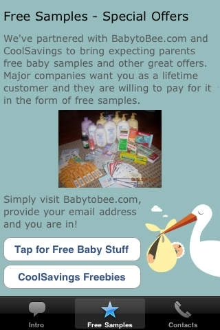 55 Free Baby Samples & Coupons