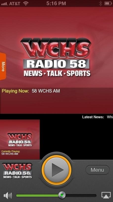 58 WCHS-AM