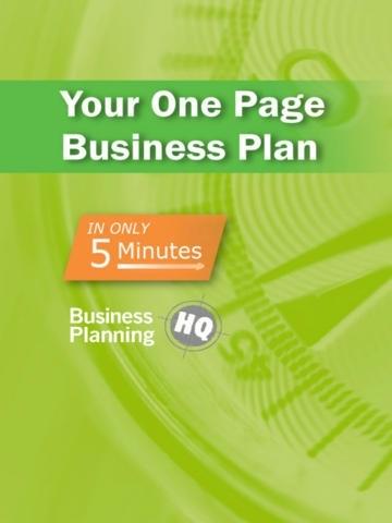 5Min Business Plan