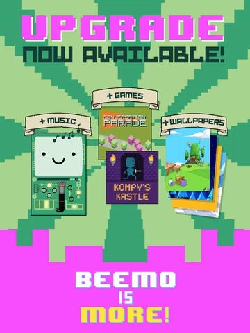 Beemo - Adventure Time