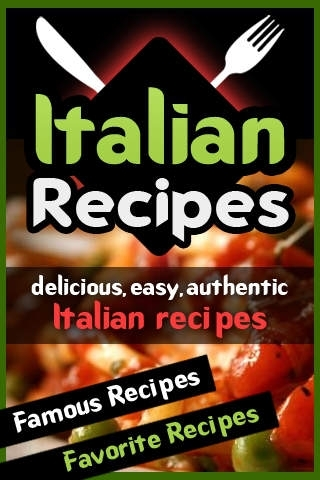 *** Italian recipes ***