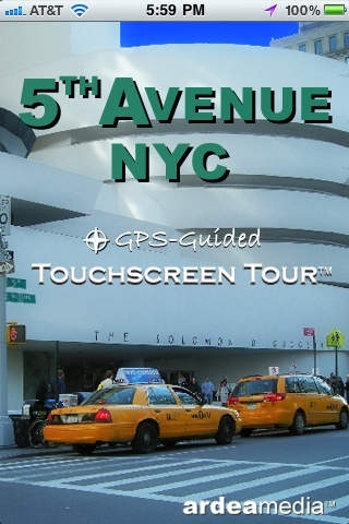 5th Avenue New York GPS Audio Tour Guide
