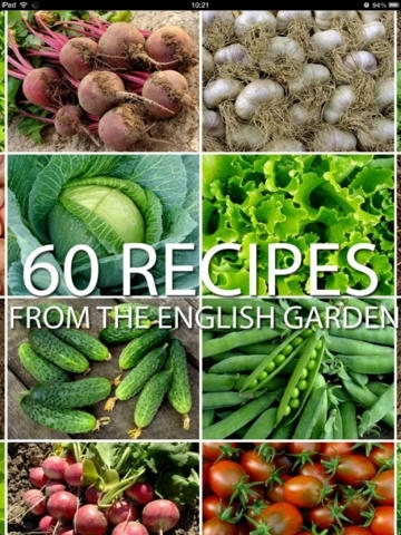60 Recipes from the English Garden