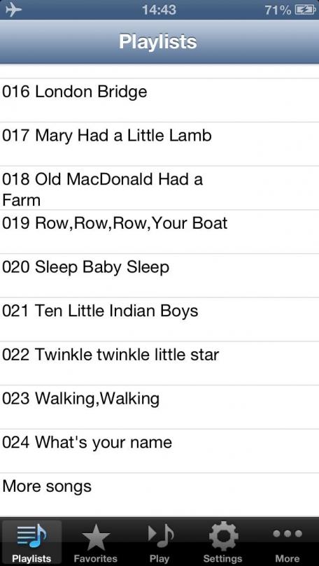 600 children's favorite songs