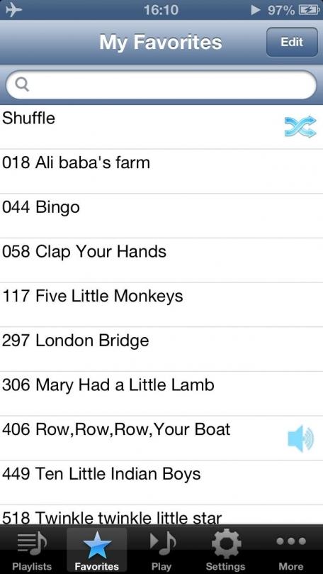 600 Favorite Kids Songs