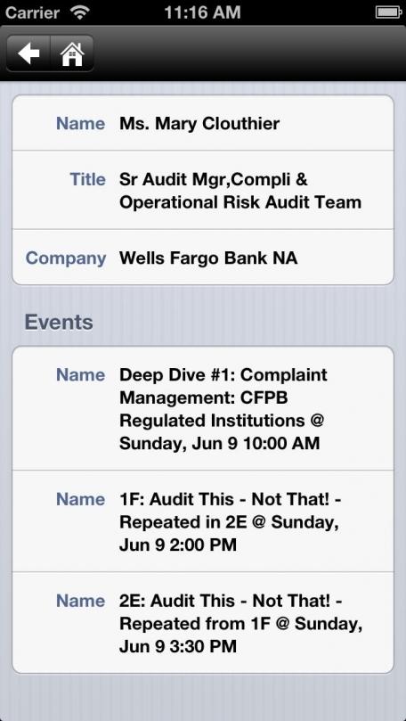 2013 ABA Regulatory Compliance Conference