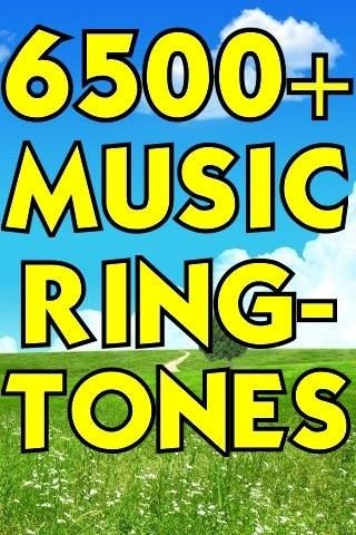 6500 Amazing Music Ringtones pro