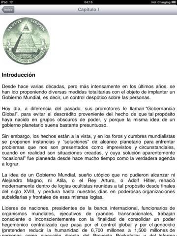 2012: Intento de Esclavitud Global