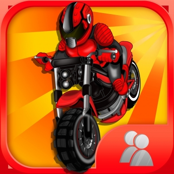 Motorcycle Bike Race Escape : Speed Racing from Mutant Sewer Rats & Turtles Game - Multiplayer Shooter Edition