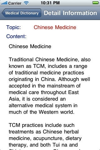 6-in-1 Chinese Medicine