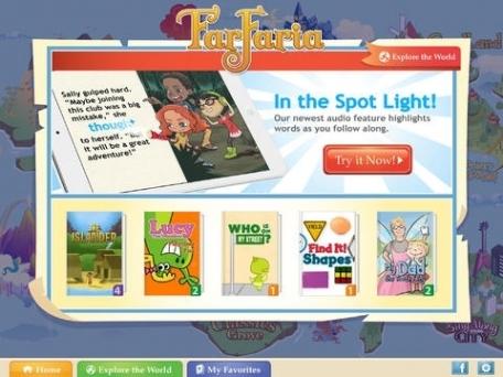 Free Children's Books: FarFaria