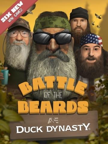 Duck Dynasty®: Battle of the Beards HD