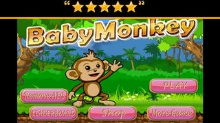 A Baby Monkey Run - Fun Kong Race Against Spider Snakes