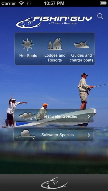 Fishin' Guy with Henry Waszczuk Deluxe
