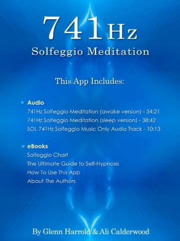 741hz Solfeggio Sonic Meditation by Glenn Harrold & Ali Calderwood