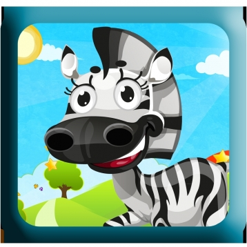 Ace Zebra Chase - Jump High to Reach Blue Sky