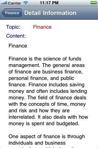 7-in-1 Finance
