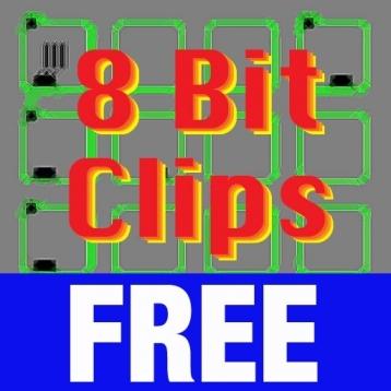 8 Bit Sound Clips