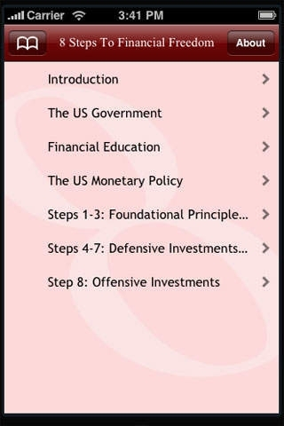 8 Steps To Financial Freedom