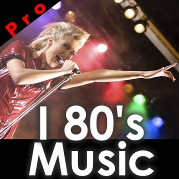 80\' music endless hits live. One app - unlimited music