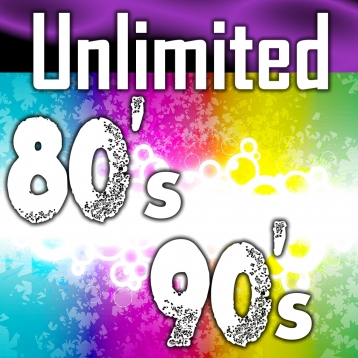 80s & 90s hits! Best 80\'s & 90\'s radio music hits. Unlimited