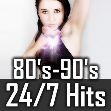 80\'s & 90\'s Hits from all genres
