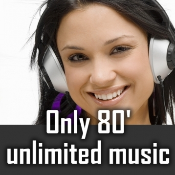 80\'s best music. Best 80 music radio from all genres. Pro