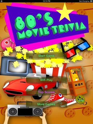 80's Movie Trivia