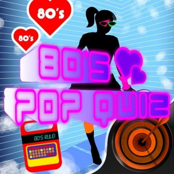 80\'s Pop Quiz