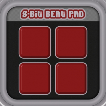 8-Bit Beat Pad
