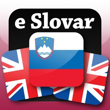 Slovensko angleški slovar in Angleško slovenski slovar / Slovenian english dictionary & English slovenian dictionary