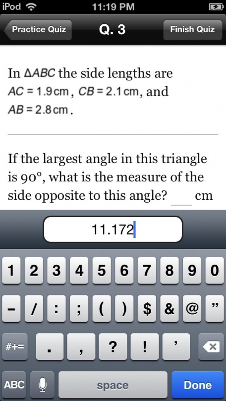 Math II (Integrated for high school) Study Guide by Top Student - Help and tutoring for Common Core.