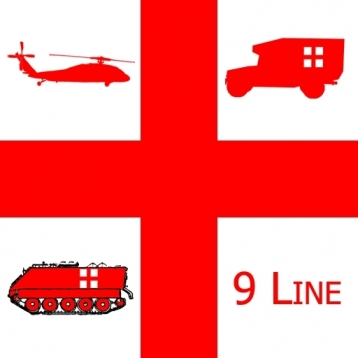 9 Line MEDEVAC Training App
