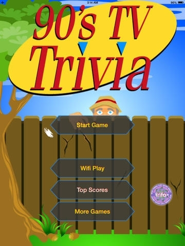 90's TV Trivia
