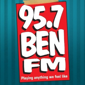 95.7 BEN-FM / Playing Anything We Feel Like