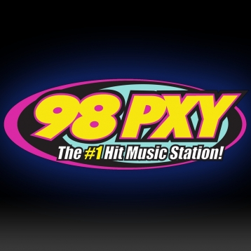 98 PXY The #1 Hit Music Station!