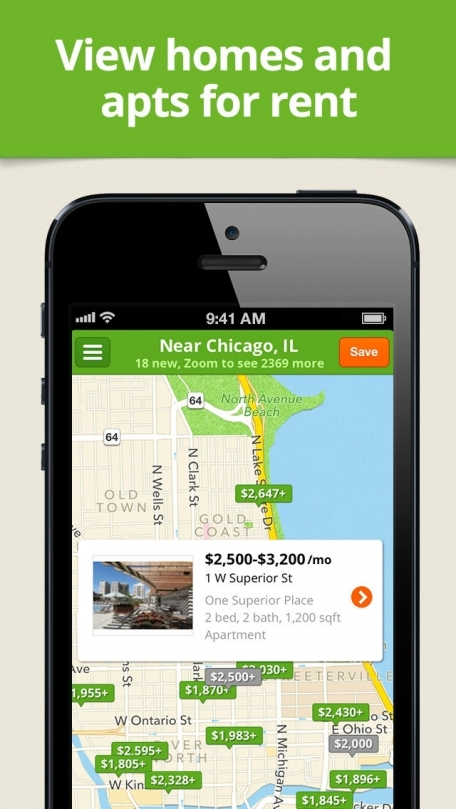 Trulia Rentals - Find Homes and Apartments for Rent